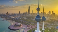 Beautiful Kuwait Sunset